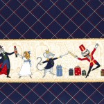 NUTCRACKER ACT I BORDER
