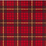 NUTCRACKER PLAID