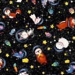 SPACE ANIMALS on MINKY