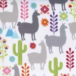 LLAMA on MINKY- Contact your account manager to purchase this item