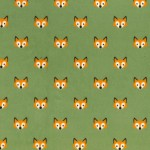 FOX PUPS on MINKY
