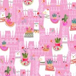 LA LLAMA on MINKY - Contact your account manager to purchase this item