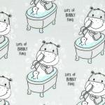 HAPPY HIPPO BATH