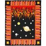 """Solar Fire by Marinda Stewart - 42x53"""""""