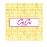COCO 10' SQUARES 42 PCS - comes in a case of 5