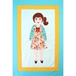 Stella Paper Doll Pattern by Kaitlin Witte