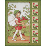 STRAWBERRY FAIRY PANEL