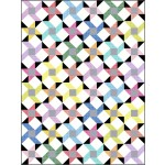 "Sway Back Quilt by Charisma Horton /72""x96"""