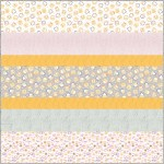 The Dimsum Steam Team MINKY Quilt 57x57 - Free Pattern Available in October