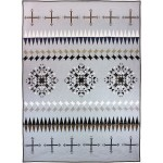 """tribal Rose Quilt by Amy Garro /80.5""""x95.5"""""""