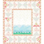 Unicorn and Stars Quilt by Sarah Jane - Inspiration Only