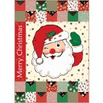 Letters to Santa  - VINTAGE HOLIDAYS QUILT KIT