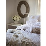 Whisper -Taupe Bedding