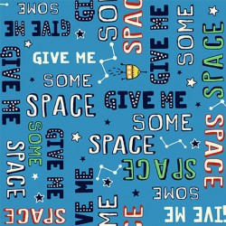 GIVE ME SOME SPACE (GLOW-IN-THE-DARK)