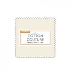 Cream Cotton Couture Charms- 40 pcs