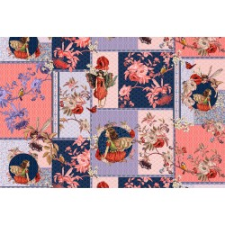 ELDERBERRY FLOWER FAIRIES COLLAGE- NOT FOR PURCHASE BY MANUFACTURERS