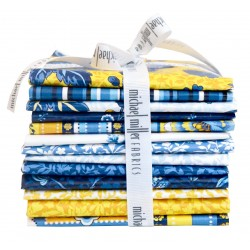 PROVENCIAL BLUE FAT 1/4 BUNDLE  -comes in a case of 3