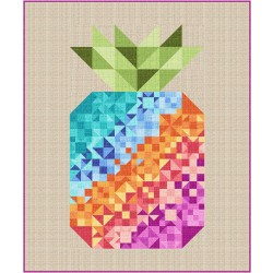 PINEAPPLE PARTY QUILT KIT - COCO