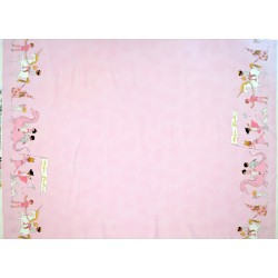 MAGICAL PARADE - DOUBLE BORDER with Cotton Metallic