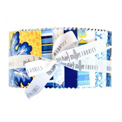 PROVENCIAL BLUE ROLL- 40 PCS   - comes in a case of 5