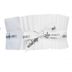 COTTON COUTURE BRIGHT WHITE ROLLS 40pcs  - comes in a case of 5
