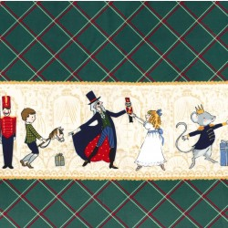NUTCRACKER ACT I BORDER on MINKY