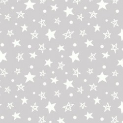 DOTTY STAR ON MINKY