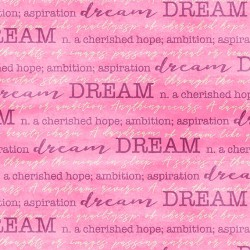 DREAM ON MINKY