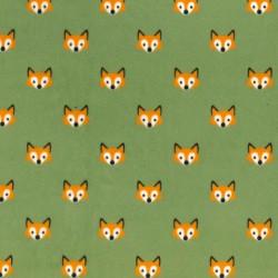 FOX PUPS on MINKY