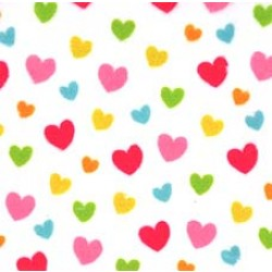 GROOVY HEARTS ON MINKY