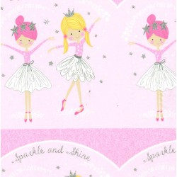 WE ARE SPARKLE & SHINE ON MINKY