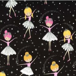 DANCING AMONG THE STARS ON MINKY