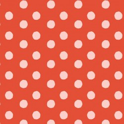 POLKA DOTTY ON MINKY  - Contact your account manager to purchase this item