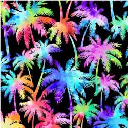 PALM TREES + OCEAN BREEZE ON MINKY