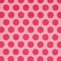 2 TONE DOT on MINKY- Contact your account manager to purchase this item