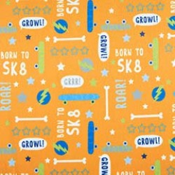 SK8 on MINKY- Contact your account manager to purchase this item