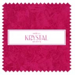 "KRYSTAL BRIGHT 10"" SQUARE- 30pcs - comes in a case of 5"