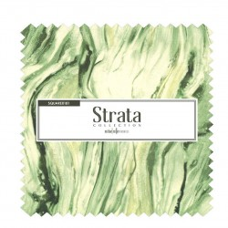 "STRATA IN BASIL 10"" SQUARE- 42pcs  - comes in a case of 5"