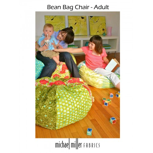 Adult bag bean chair size