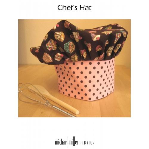 chef 39 s hat tutorial. Black Bedroom Furniture Sets. Home Design Ideas