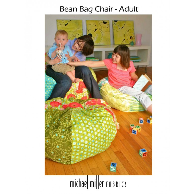 Bean Bag Chair Adult size tutorial