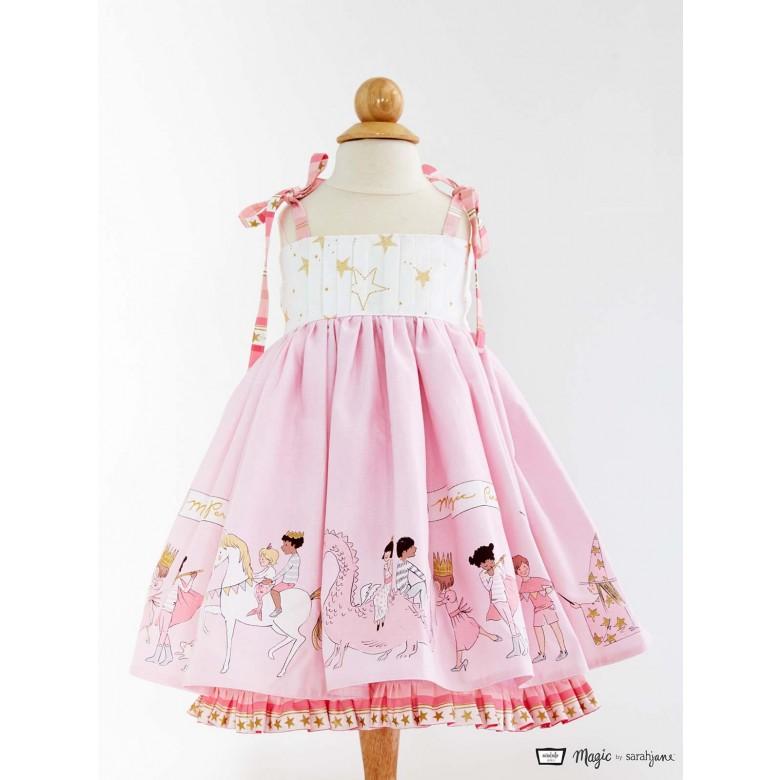 Magic Lauren Dress