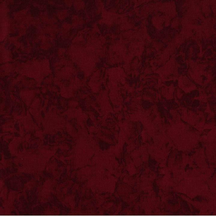 K2248 Krystal Texture Basic Coordinate Red Burgundy Wine