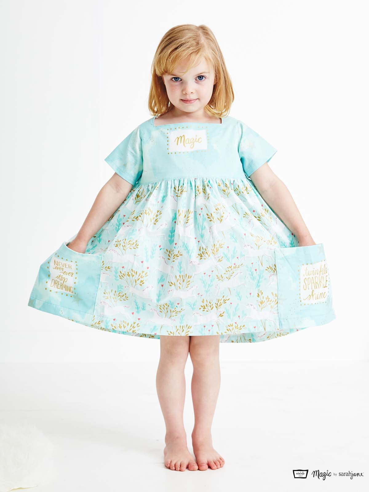 Magic Sally Dress