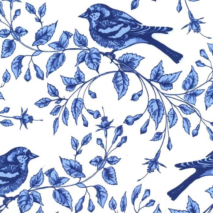 Bird and Vine QUILT