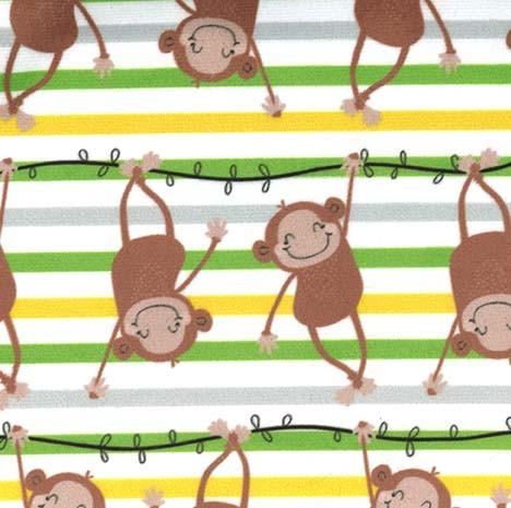 Monkeys Hang On