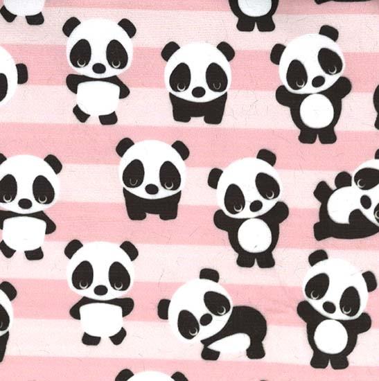 Playful Panda - Pink
