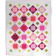Bloomin' Quilt by Tamara Kate  / 54x65""
