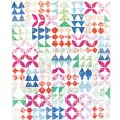 "Building Blocks Quilt by Tamara Kate  / 54""x64"""