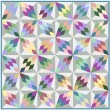"Diamonds Quilt by Marsha Moore /49""x49"""